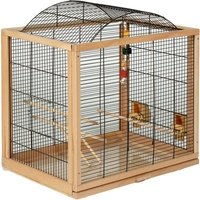 Belinda Bird Cage for Budgies & Canaries - 58 x 39 x 61 cm (L x W x H)