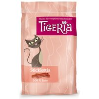 Tigeria Cat Treats Mixed Trial Pack 3 x 50g - Sticklettis