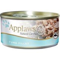 Applaws Cat Food 70g - Tuna / Fish - Tuna Fillet 6 x 70g