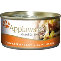 Lot Applaws 24 x 156 g - filet de poulet