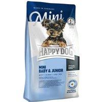 Happy Dog Supreme Mini Baby & Junior - Economy Pack: 3 x 4kg