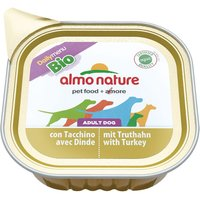Almo Nature Daily Menu Bio Pat 6 x 100g - with Chicken & Vegetables