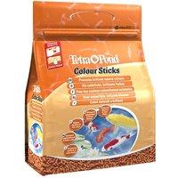 TetraPond Colour Food Sticks - 4000ml