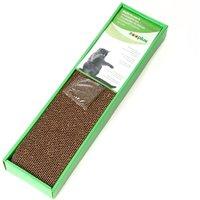Multi-Scratch Cardboard Scratching Pad - 47 x 12 x 5 cm (L x W x H)