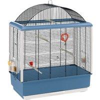Ferplast Palladio 04 Bird Cage - Blue: 59.5 x 33 x 70.5 cm (L x W x H)