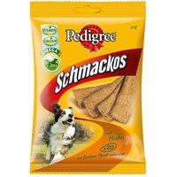 Friandises Pedigree Schmackos, poulet - maxi lot % : 14 x 20 friandises