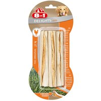8in1 Delights Chews Sticks - 75g (3 Sticks)