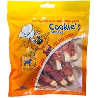 Cookies Snacks - Fish Variations 200g - Pollock & Chicken Strips