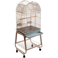 Bird Cage Antico - Old Rose: 56 x 43 x 143 cm (L x W x H)