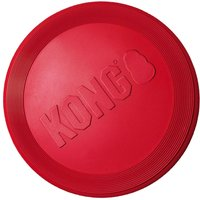 KONG Flyer Dog Frisbee - Large: Diameter 23cm