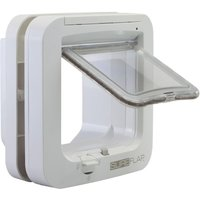 SureFlap Microchip Cat Flap - Brown Cat Flap