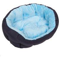 Cosy Ocean Dog Bed - 60 x 55 x 22 cm (L x W x H)