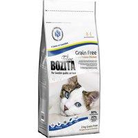 Bozita Feline Grain Free Single Protein Chicken - Economy Pack: 2 x 10kg
