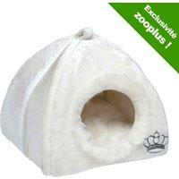 Royal Pet White Niche pour petit chien et chat - L45 x l45 x H45cm