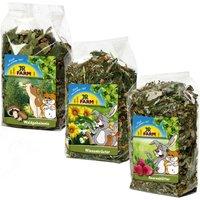 JR Farm Forest & Meadow Secrets Pack - 3 snacks (350g)