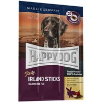 Happy Dog Ireland Tasty Sticks - Saver Pack: 9 x 10g