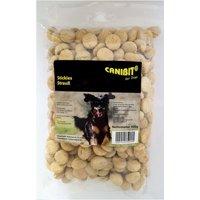500g CANIBIT Ostrich Stickies + 100g Free!* - 600g