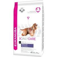 2x12kg Eukanuba Daily Care Peau Sensible Croquettes pour chien