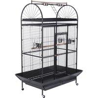 Caesar Parrot Cage - 123 x 82 x 178 cm (L x W x H) (*2 packages)