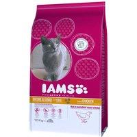 Iams Proactive Health Mature & Senior Chicken Dry Cat Food - 10kg
