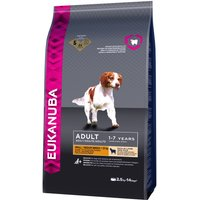 Eukanuba Small & Medium Breed Adult - Lamb & Rice - 2.5kg