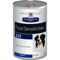 Hills Prescription Diet Canine z/d Food Sensitivities - Saver Pack: 24 x 370g