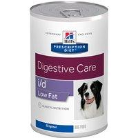 Hills Prescription Diet Canine - i/d Low Fat Digestive Care - 12 x 360g