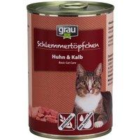 Grau Gourmet Grain-Free 6 x 400g - Rabbit, Beef & Duck