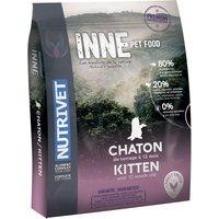 Nutrivet Inne Kitten con pollo - 1,5 kg
