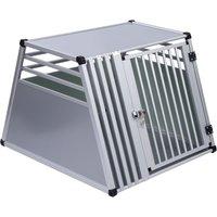 Aluline Dog Crate - Size M: 92 x 65 x 65 cm (L x W x H)