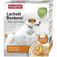 Beaphar Bonbons à l'huile de saumon pour chien - 2 x 245 g