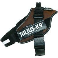 Julius K9 IDC Power Harness - Chocolate Brown - Size 2