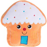 Gingerbread House Dog Toy - 1 Toy