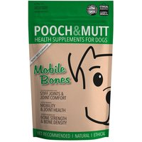 Pooch and Mutt Mobile Bones Dog Supplement - Saver Pack: 3 x 200g