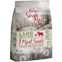 Purizon Single Meat Adult Dog - Grain-Free Lamb with Peas - Economy Pack: 2 x 12kg