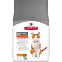 Hills Science Plan Young Adult Sterilised Cat - Chicken - 1.5kg