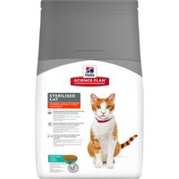 Hills Science Plan Young Adult Sterilised Cat - Tuna - 1.5kg