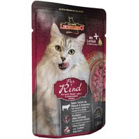 Leonardo Finest Selection Pouches 6 x 85g - Pure Beef