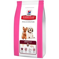 Hills Science Plan Canine Small & Miniature Adult - Chicken - Economy Pack: 2 x 6.5kg