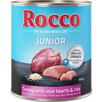 Rocco Junior 6 x 800g - Mixed Pack