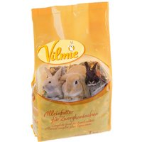 Vilmie Dwarf Rabbit Feed - Economy Pack: 3 x 1kg