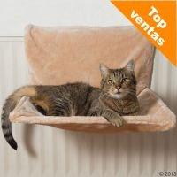 Hamaca para el radiador Yumi para gatos - Beige