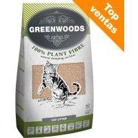 Greenwoods arena vegetal aglomerante - 30 l (aprox. 12,9 kg)
