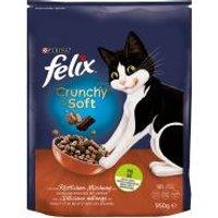 Felix Crunchy & Soft Fleisch - 2 x 950 g