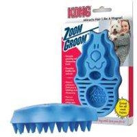 Cepillo para masajear KONG ZoomGroom - Azul
