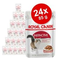 Royal Canin sobres 24 x 85 g - Pack Ahorro - Ageing +12 en gelatina