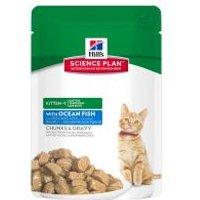Hill's Kitten para gatos - 24 x 85 g Selección de carne y pescado