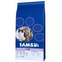 IAMS Pro Active Health Adult & Senior Multi-Cat con salmón y pollo - 15 kg