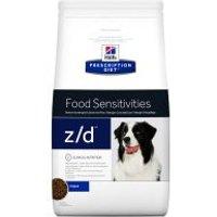 Hill's z/d Prescription Diet Food Sensitivities pienso para perros - 10 kg