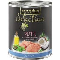 zooplus Selection Junior con pavo - 6 x 400 g
